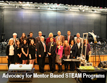 Advocacy for New Jersey Mentor Based STEAM Programs