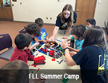 FLL Summer Camp