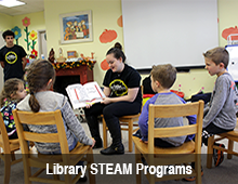 Library STEAM Programs