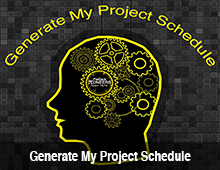 Generate My Project Schedule