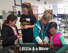 LEGOs & a Movie